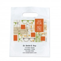 Custom Great Eyecare Glasses Take Home Bags
