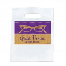 Great Vision Cat Eye Glasses Take Home Bags