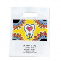 Custom Tooth Garden Take Home Bags