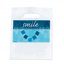 Abstract Smile Take Home Bags