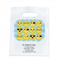 Custom Emoji Eyecare Take Home Bags