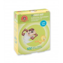 First Aid Taz & Tweety Spot Bandages - Case