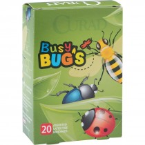 Curad® Busy Bugs Bandages