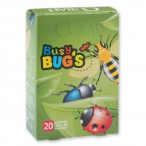 Curad® Busy Bugs Bandages - Case