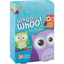 Curad® Owls Bandages