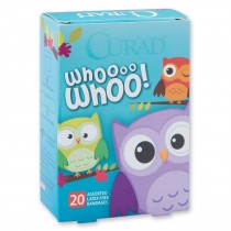 Curad® Owls Bandages - Case
