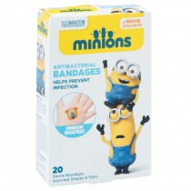 Minions Shaped Bandages - Case
