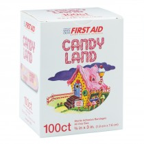 First Aid Candy Land Bandages