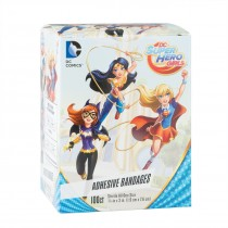 First Aid DC Super Hero Girls Bandages - Case