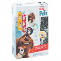 The Secret Life of Pets Antibacterial Bandages
