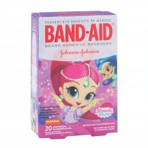 Band-Aid® Shimmer and Shine Bandages - Case