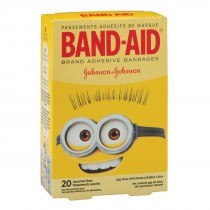Band-Aid Minions Bandages