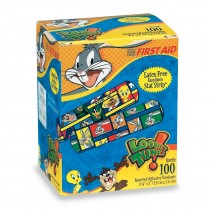 First Aid Case Looney Tunes® Bandages