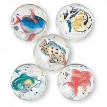 30mm Sea Life Bouncing Balls