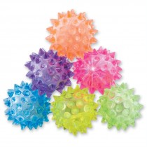 35mm Light Up Spike Bouncing Balls