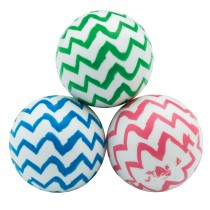 28mm Chevron Bouncing Balls