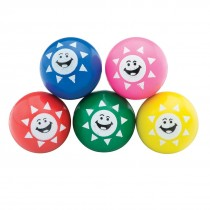 28mm Sunshine Bouncing Balls