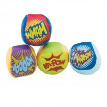 Superhero Kick Balls