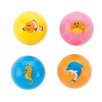 Sea Life Cuties Bouncing Balls