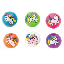 55mm Giant Unicorn Rubber Balls