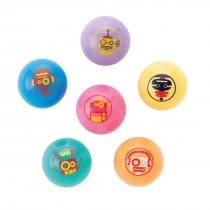Robot Bouncing Balls