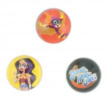 30mm DC Super Hero Girls Bouncing Balls