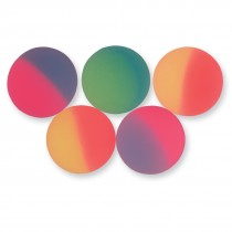 32mm Frosty Two-Tone Bouncing Balls