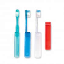 OraLine Pre-teen V-Trim Travel Toothbrush