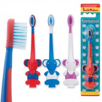 SmileCare Toddler Elephant Toothbrushes