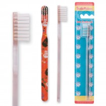 SmileCare Youth Halloween Scatter Print Toothbrush