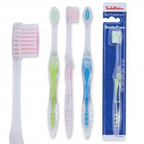 SmileCare Pre-Teen Clear Advantage Toothbrushes
