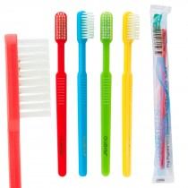 OraBrite Adult Pre-pasted Xylitol Disposable Toothbrushes
