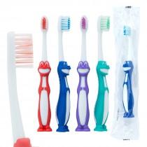 OraLine Toddler Alligator Toothbrushes