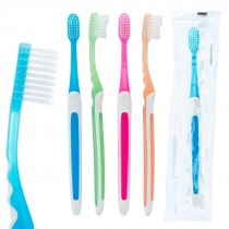 OraLine Adult Compact Sensitive Toothbrushes