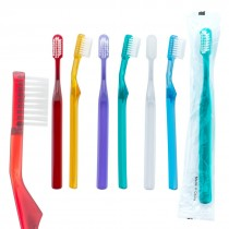 OraLine Pre-teen Right Angle Toothbrushes