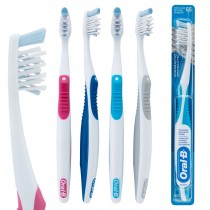 Oral-B® Pro-Health™ Gentle Clean Crossaction Toothbrushes