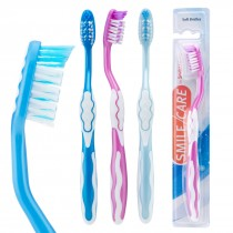 SmileCare Adult Deep Cleaning Toothbrushes