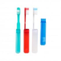 OraLine Pre-teen Translucent Travel Toothbrush