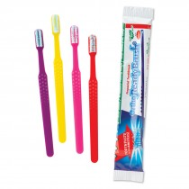 OrthoReadyBrush® Pre-Pasted Toothbrushes