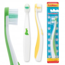 SmileCare Toddler Bunny Grip Toothbrushes