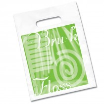 Clear Brush & Floss Bags