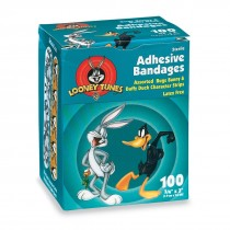 Looney Tunes® Bugs and Daffy Bandages