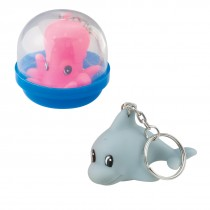 "Sea Life Pals Backpack Pulls in 2"" Capsules"