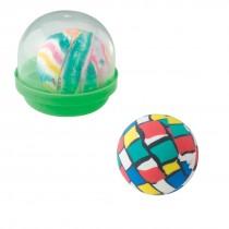 """36mm Bouncing Balls in 2"""" Capsules"""