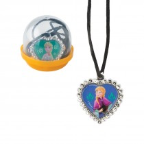 "Disney Frozen Jewel Necklaces in 2"" Capsules"