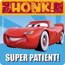 Disney*Pixar Cars Patient Stickers