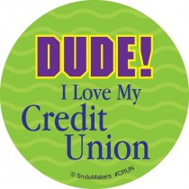 Credit Union Stickers