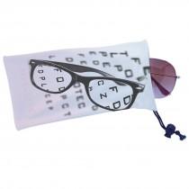 Custom Drawstring Microfiber Eyeglass Cases