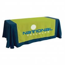 "Custom 56"" x 72"" Full Color Table Runner"