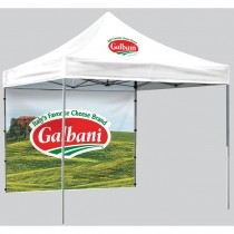 Tent Wall - Full Color Imprint
